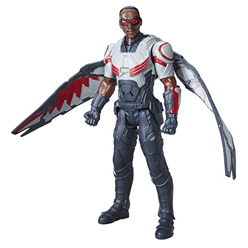 [Super Hero Falcon Electronic 12-Inch Hero Series Action Figures Toys] (Kid Sized Assassins Creed Costume)