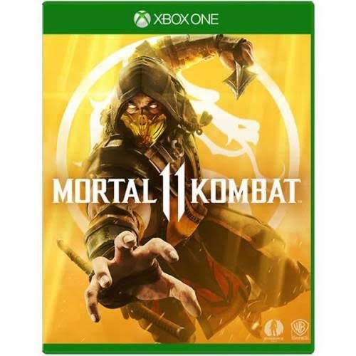 Amazon.com: Mortal Kombat 11 (Xbox One): Video Games