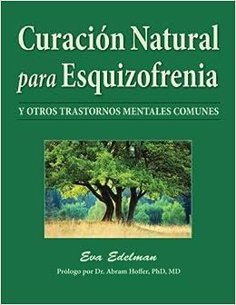 Book Curación Natural Para Esquizofrenia