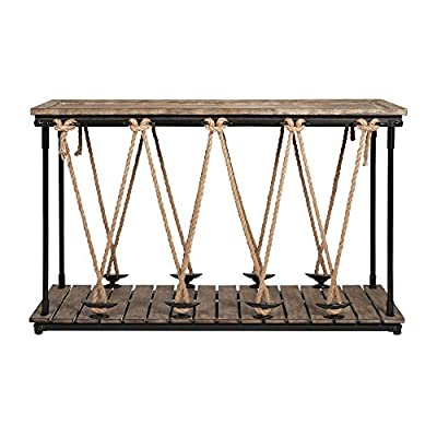 Imax Astern Rope Console Table