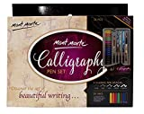 Office Products : Mont Marte Calligraphy Pen Set, 33 Pieces