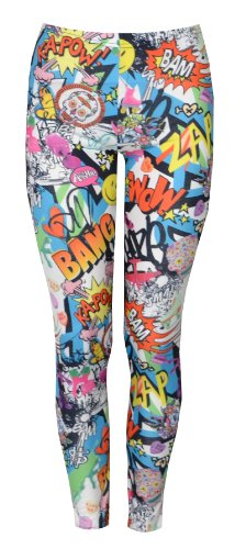 Cartoon Batman Leggings