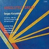 Absolutely Great! by Sergey Kuryokhin (2009-04-21)