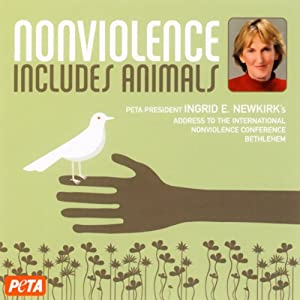 Nonviolence Includes Animals Speech