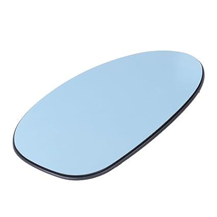 Espejo Cristal derecha Izquierda asph/ä Risch Azul
