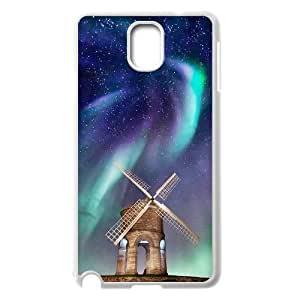 The Aurora Borealis Personalized Cover Case with Hard Shell Protection for Samsung Galaxy Note 3 N9000 Case lxa#380208 Kimberly Kurzendoerfer
