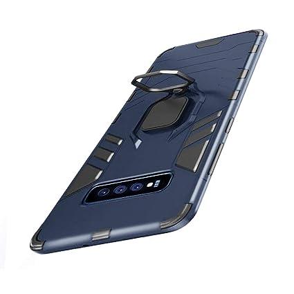 Amazon.com: Funda para Samsung Galaxy S10 Plus, resistente a ...