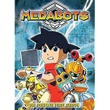 Medabots The Complete First Season 4-disc Dvd Box Set