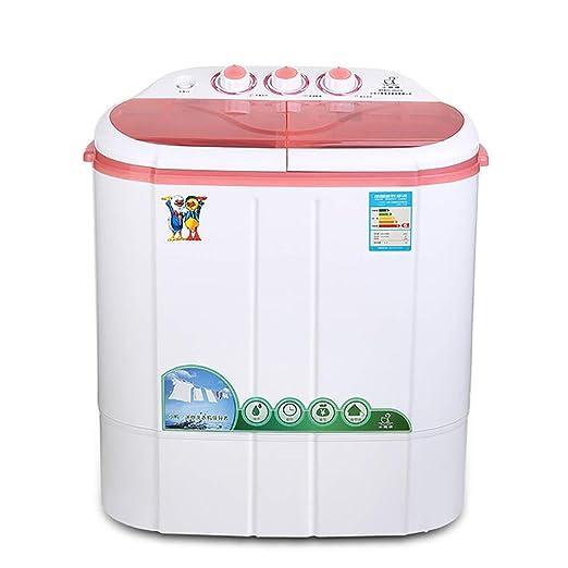 Lavadoras portátiles DIOE Mini Tina Gemela, Tina Gemela compacta ...