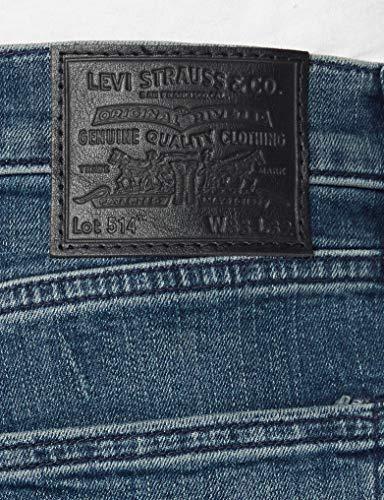Levi's Men's 514 Straight Jeans Jeans [tag]