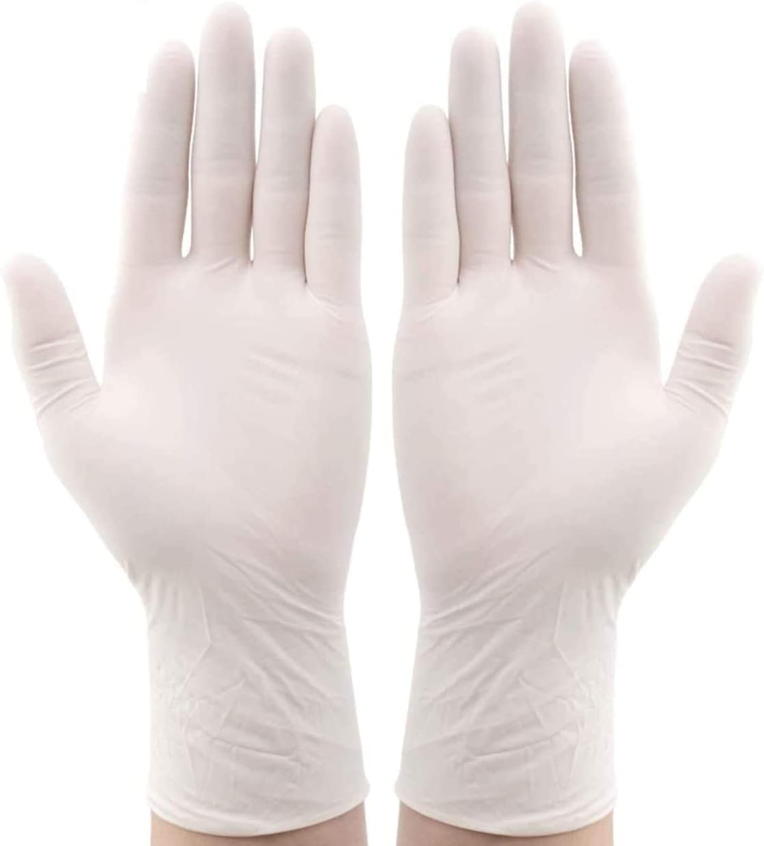 Protective Disposable Latex Gloves