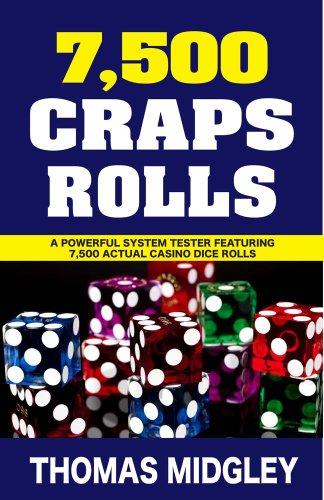7500 Craps Rolls (7500 Arts & Crafts)