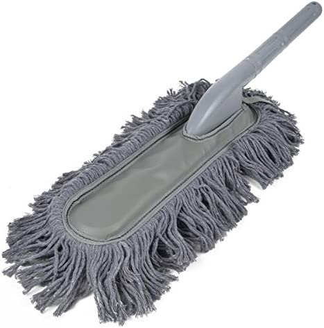 BDK Microfiber Duster Wax Coated Cleaning Mop Dust Home Office Car Tool