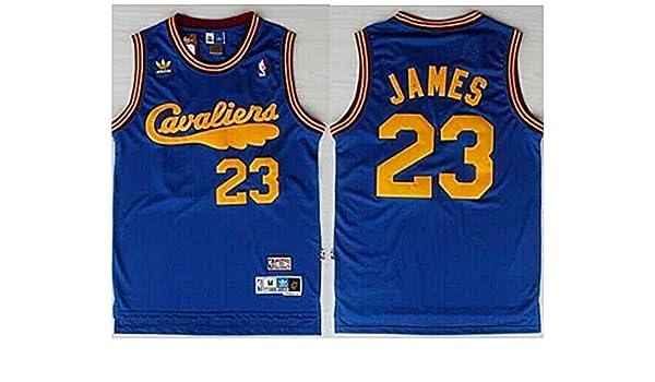 buy online 30c67 943d8 Lebron James Cleveland Cavaliers Jersey Throwback Cavs Cava ...