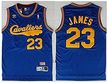 buy online 169d1 462b6 Lebron James Cleveland Cavaliers Jersey Throwback Cavs Cava ...