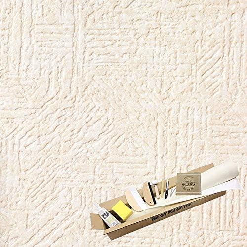 壁紙 6畳セット (壁紙 30m + 施工道具7点セット + ハンドコーク) SLB-9139