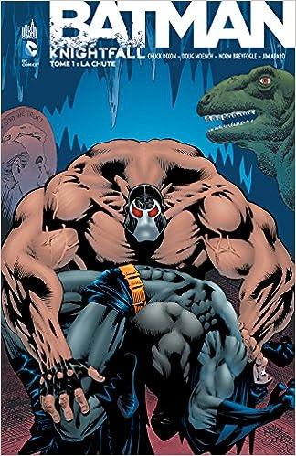 Télécharger en ligne Batman Knightfall, Tome 1 : La Chute epub pdf
