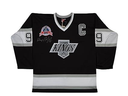 Wayne Gretzky 1992-93 LA Kings M N Jersey Stanley Cup Centennial ... fefd2bb0139