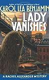 Lady Vanishes, Carol Lea Benjamin, 0060762349