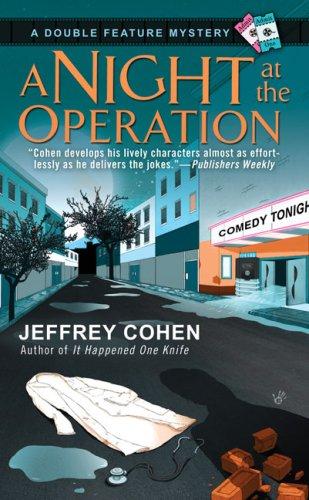 book cover of A Night at the Operation