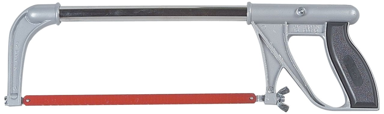 Wright Tool 9523 Heavy Duty Hacksaw with 12-Inch Blade