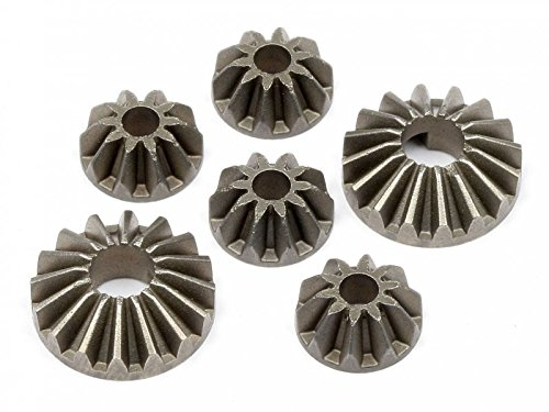 Racing Differential Gear Set - HPI Racing 101298 Differential Gear Set