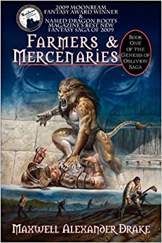 Book Farmers and Mercenaries - Genesis of Oblivion Bk 1 (Trade)