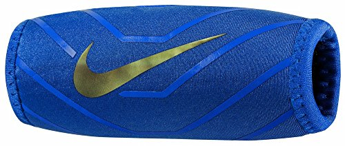 Nike Chin Shield 3.0, Chin Strap Cover – One Size, royal - Nike Chin Strap