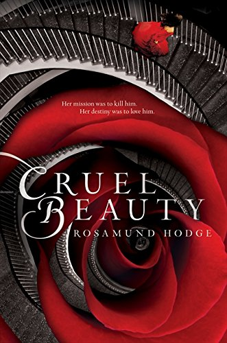 Image result for cruel beauty book cover