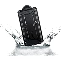 KingNeed 3 G Magnetic Portable GPS Tracker/ 180 Working Days/ 5000mAh Long Battery Life/ IPX7 WaterProof/ Geo-fence/ GSM Home Alarm/ Drop-trigger alert/for Personal and Car Vehicles