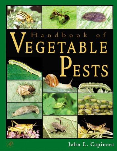 Handbook of Vegetable Pests Pdf
