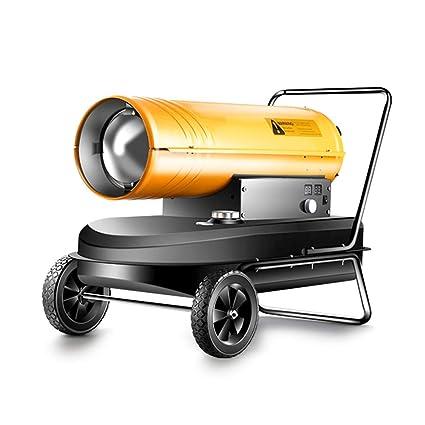Radiador eléctrico MAHZONG Calentador de Espacio de Garaje de Taller de Queroseno Diesel Industrial 20KW -