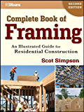 Complete Book of Framing: An Illustrated Guide for Residential Construction (RSMeans 79)