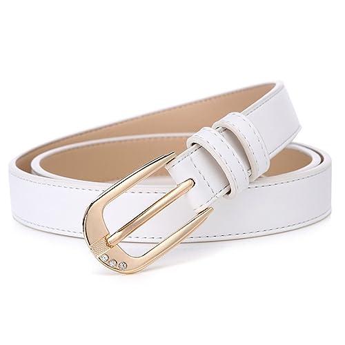 Le Signore Distribuzione Jeans Cintura,Pin Fibbie Elegante Decorazione Semplice Studente Cintura