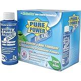 Valterra V23017 'Pure Power Blue' Waste Digester and Odor Eliminator - 4 oz. Bottle, (Pack of 6)