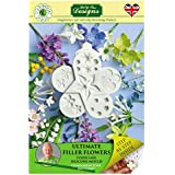 Cake Decorating Fondant Icing Silicone Mould - Sugarcraft Flower Pro Ultimate Filler Flowers from Katy Sue Designs