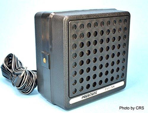 4 INCH 10 WATT EXTERNAL CB RADIO SPEAKER - Workman 711-SX by Workman