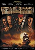 Pirates of The Caribbean - Johnny Depp, Orlando Bloom, Kiera Knightely, Geoffrey Rush