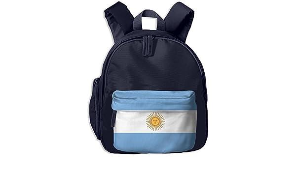 fengyaojianzhu bandera de Argentina Beautiful escuela libro bolsa viaje estudiante mochila para niños niños niñas niños: Amazon.es: Hogar