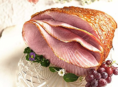Spiral Sliced Honey Glazed Holiday Ham (7.5 to 8.5 lbs.) by Holiday Ham Company (Image #1)