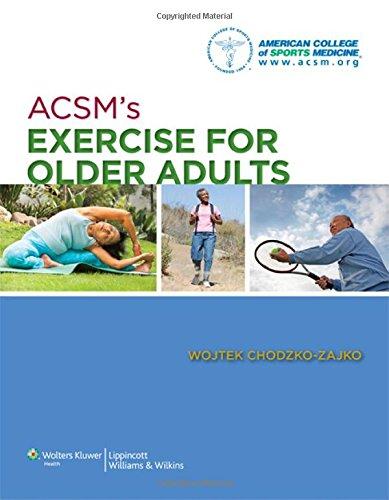Acsm's Exercise F/Older Adults W/Access