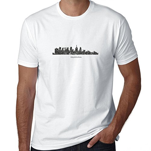 philadelphia-skyline-distressed-graphic-premium-100-mens-cotton-t-shirt