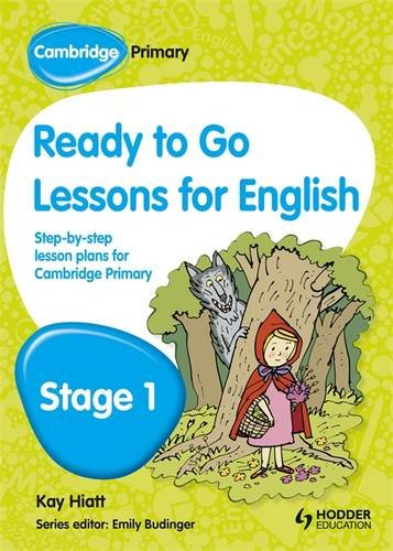 Cambridge Primary Ready to Go Lessons for English Stage 1 ()