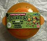 Teenage Mutant Ninja Turtle ~ 7 pieces Breakfast Set