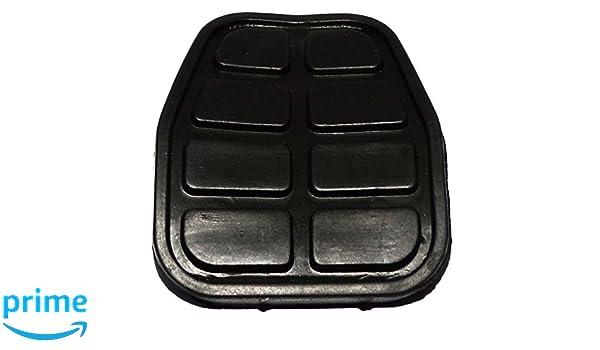 Reposapies caucho para pedal de freno C10131 AERZETIX