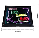 Flashing LED Message Board & Fluorescent Highlighter