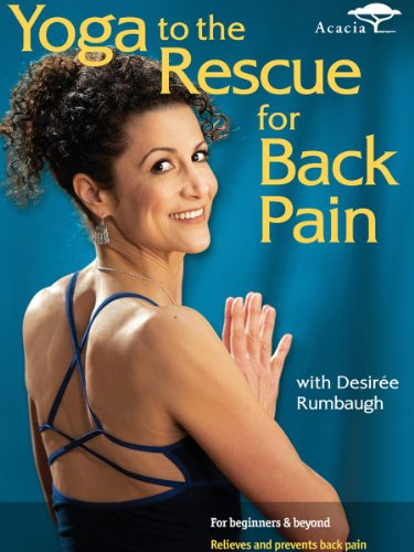 Yoga to the Rescue: Back Pain by