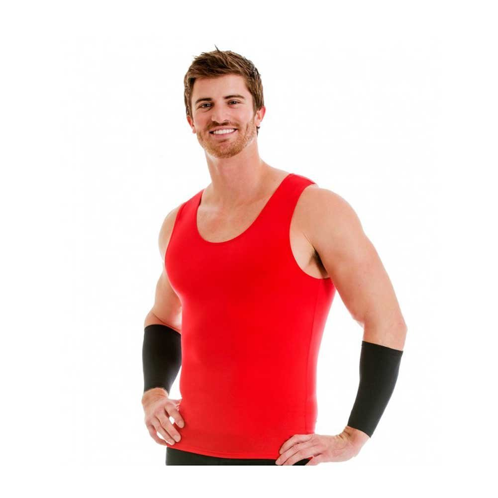 Insta Slim Mens Compression Muscle Tank (INT)