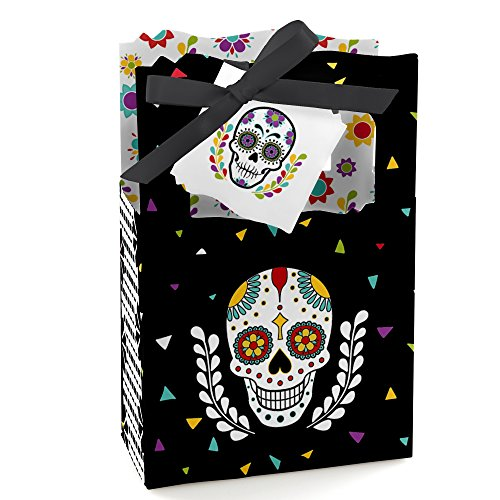 Day Of The Dead Party Bags - 7