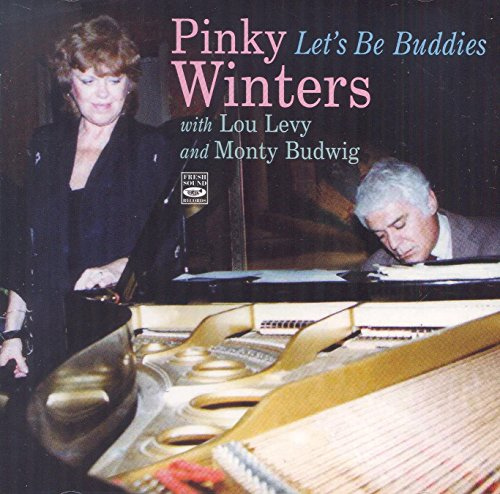 - Pinky Winters. Let's Be Buddies